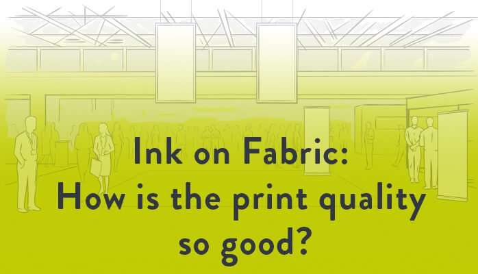 Ink on Fabric print quality