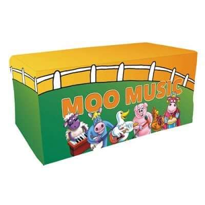 MooMusic Tablecloth