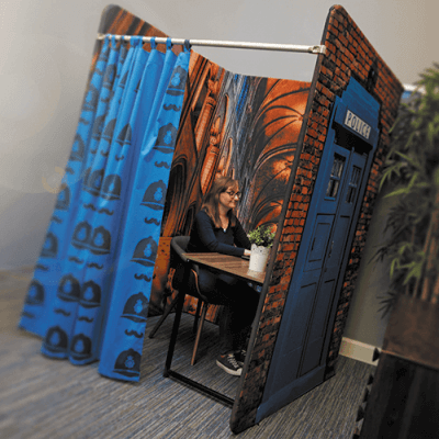 Private Booth