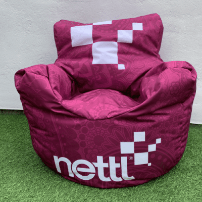 Armchair bean bag