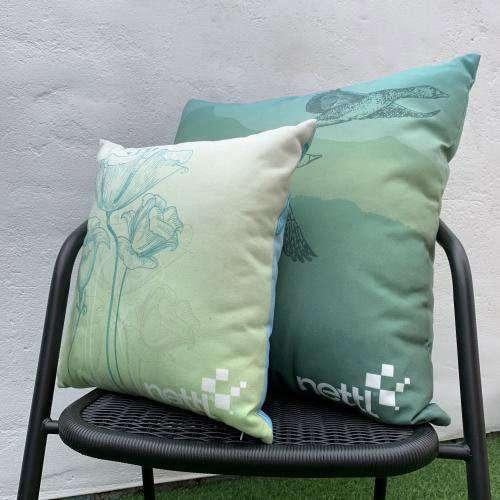 Customisable Linen cushions